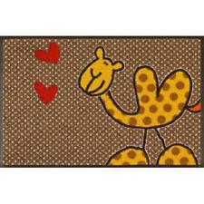 Fußmatte waschbar - Fulanitos Camelito Kamel wash+dry ca 50x75 cm Fußabstreifer