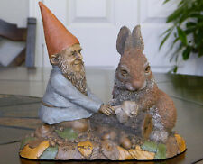 """*Edition #1 Tom Clark/Tim Wolfe Gnome """"Vet"""" Signed by Both Artists 1992"""