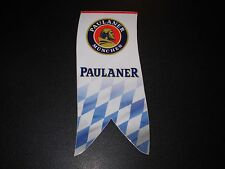 PAULANER MUNCHEN Germany Sticker craft beer brewery brewing