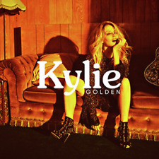 Kylie Minogue - Golden CD Deluxe April 6th 2018