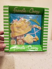 New ListingVintage Barbie Francie and Casey #1271 Slumber Number Nrfb