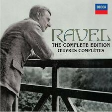 Ravel - Ravel: Complete Edition / Various [New CD] Boxed Set
