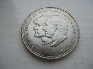 1981 Royal Wedding 25pence Piece