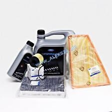 Original Ford Inspektionspaket Servicepaket Galaxy S-Max WA6 Mondeo IV 5W30 2.0