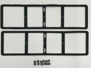 Lotus Esprit, Sunbeam, Excel, Jensen Healey - Rubber cam cover gaskets & seloc