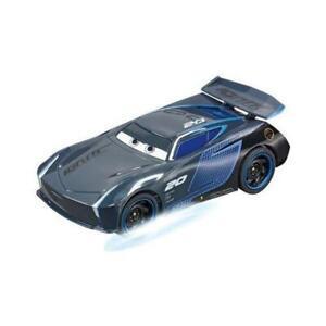 Carrera 64151 GO!!! Disney Cars Jackson Storm Neon Nights Slot Car Brand New
