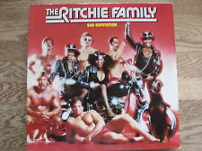 "LP - THE RITCHIE FAMILY - BAD REPUTATION zum Sonderpreis! ""TOPZUSTAND!"""