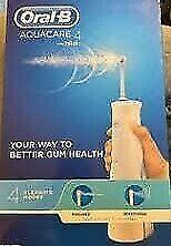 Oral-B AquaCare 4 Portable Irregator