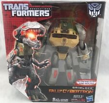Transformers Generations Fall of Cybertron FOC Voyager Class Grimlock MISB