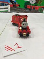 Thomas Tank Engine Metal Diecast Train Take Along Talking James W/ Motion Sensor