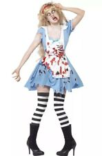 Smiffy's Zombie Malice Fancy Dress Costume S 8-10 Adult Role play