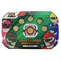 Hasbro Mighty Morphin Power Ranger Lightning Collection Morpher Bandai Gold Coin