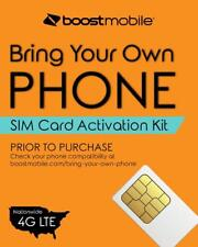 Boost Mobile Bring Your Own Device Kit
