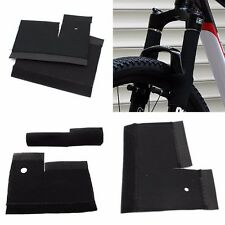 1Pair Bicycle Frame Chain Protector Mountain Bike Stay Front Fork Covers
