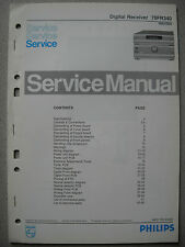 Philips 70 FR340 Digital Receiver Service Manual