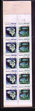 USA: Palau; Fish, booklet, 10 stamps, mint never hinged, Marine life EBN059