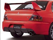 Paraurti Posteriore / Rear Bumper Mitsubishi LANCER EVO 8 / 9  replica in VTR