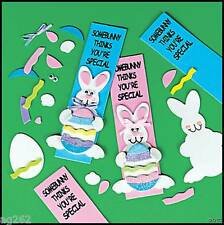 Easter Bunny Bookmark Craft Kit for Kids Spring ABCraft