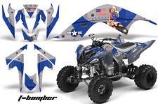 ATV Decal Graphic Kit Quad Sticker Wrap For Yamaha Raptor 700 2006-2012 TBOMB U