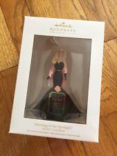 Hallmark Keepsake Ornament 2012 Stunning in the Spotlight Barbie NIB