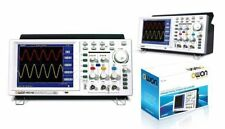New Owon Portable Digital Oscilloscope 25mhz Pds5022t 78in Color Lcd 3 Yrs Warr