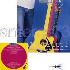"""ALEX BRITTI """"IO CON LA RAGAZZA MIA"""" RARO CDsingolo 2001"""