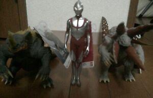 Shin Ultraman 3 body set BANDAI