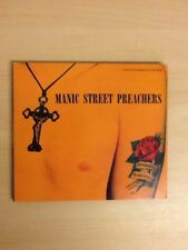 MANIC STREET PREACHERS-CD 5 TRACK PROMO-GENERATION TERRORISTS+WITHDRAWN SAMPLE