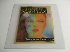 A FLOCK OF SEAGULLS I Ran LIVE/ Transfer Affection Vinyl Picture Disc 1983 NM