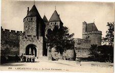 CPA Carcassonne-La Porte Narbonnaise (261229)