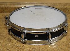 "*Pearl 13"" x 3.5"" Piccolo Steel Shell Snare Drum Free Shipping"