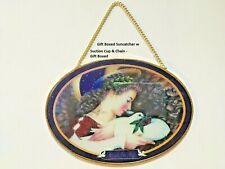 Angels on High Dove with Olive Branch Suncatcher NWT gift boxed chain