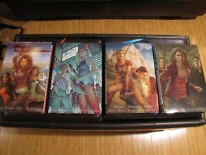 BUFFY THE VAMPIRE SLAYER EPIC LOT FULL COMIC STORY LIBRARY EDITIONS SEASONS 8-12
