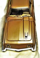 Avanti Dream Car 1960s Sport Concept 1 Studebaker Built 24 Metal Body Model 25 8