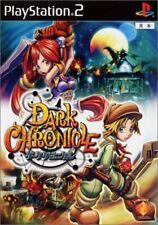 PS2 Dark Chronicle Japan PlayStation 2