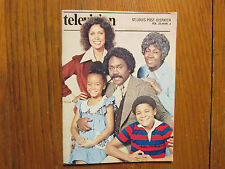 Fe-1978 St. Louis Post-Dispatch TV Mag(DEMOND WILSON/DENISE NICHOLS/HELEN MARTIN
