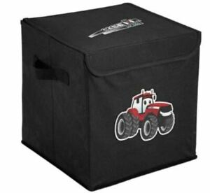 Case IH Collapsible Fabric Storage Cube