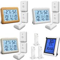 Indoor School Room-Digital Display Thermometer Hygrometer Temperature Humidity
