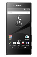 Sony Xperia Z5 schwarz Android Smartphone Top
