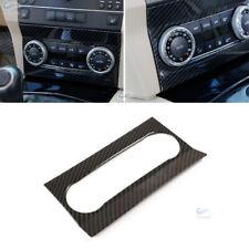Für Mercedes Benz GLK X204 Carbon Mittelkonsole Radio Audio Bediengerät Schutz