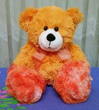 """** Korimco Teddy Bear ~ """"SPLICE"""" ** Orange"""