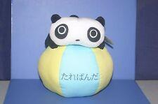 "SAN-X Tare Panda on the ball Plush Doll New Year holidays 6.8"""