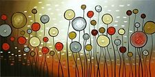 Large Hand Paint Original Canvas Paintings Picture Home Decor Wall Art Abstract