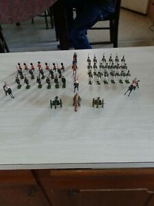 1970's Vintage Britains Ltd Toy Soldiers Dicounted price