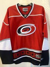 Reebok Women's Premier NHL Jersey Carolina Hurricanes Team Red sz S