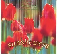 SUNSHOWERS Music CD, Instrumental Piano,CLASSICAL MUSIC & NATURE, Solitudes,NEW
