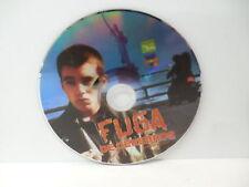 Fuga de Cerebros DVD Brain Drain Nickolas Cabre Luis Quiroz Sp. w/Eng. NO CASE