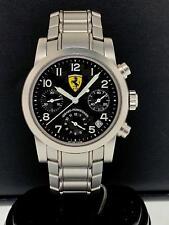 Girard Perregaux Ferrari 38mm Stainless Steel Chronograph Ref. 8020