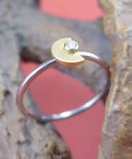 Wunderschöner 950 Platin Ring mit Brillant
