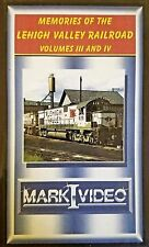 Mark I Video - Memories of the LEHIGH VALLEY: Volumes 3 and 4 - DVD